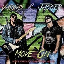 Javier Vargas & John Byron Jagger: Move On, CD