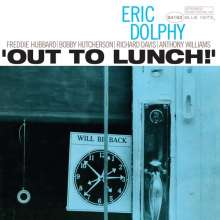 Eric Dolphy (1928-1964): Out To Lunch! (180g) (Limited Edition), LP