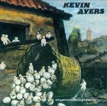 Kevin Ayers: Whatevershebringswesing + 3, CD