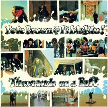Pete Brown & Piblokto: Thousands On A Raft, CD