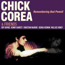 Chick Corea (geb. 1941): Remembering Bud Powell (180g) (Limited-Edition), 2 LPs