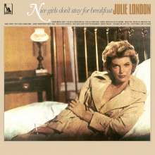 Julie London: Nice Girls Don't Stay For Breakfast (Limited Edition), CD