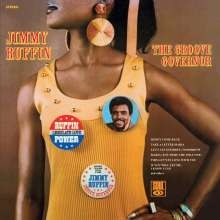 Jimmy Ruffin: The Groove Governor, CD