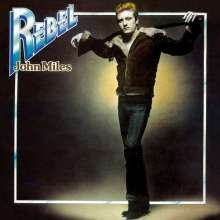 John Miles: Rebel (180g) (Limited Edition), LP