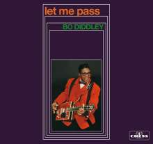 Bo Diddley: Let Me Pass, CD