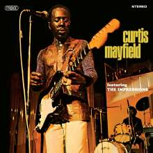 Curtis Mayfield: Curtis Mayfield Ft The.., CD