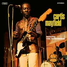 Curtis Mayfield: Curtis Mayfield ft. The Impressions, LP