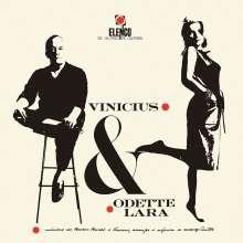 Vinicius De Moraes & Odette Lara: Vinicius & Odette Lara (Reissue) (180g) (Limited-Edition), LP