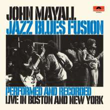John Mayall: Jazz Blues Fusion (180g) (Limited-Edition), LP