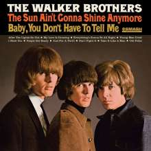 The Walker Brothers: The Sun Ain't Gonna Shine Anymore (180g) (Limited-Edition), LP