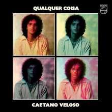 Caetano Veloso: Qualquier Coisa (180g) (Limited-Edition), LP