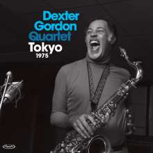 Dexter Gordon (1923-1990): Tokyo 1975 +2 (Limited Edition), CD