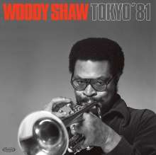 Woody Shaw (1944-1989): Tokyo '81 (180g) (Limited-Edition), LP