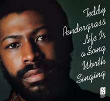 Teddy Pendergrass: Life Is A Song Worth Singing (Limited Edition), CD