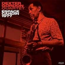 Dexter Gordon (1923-1990): Espace Cardin 1977, CD