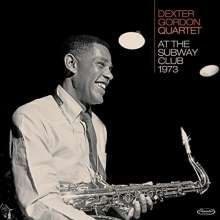 Dexter Gordon (1923-1990): At The Subway Club 1973, 2 CDs
