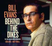 Bill Evans (Piano) (1929-1980): Behind The Dikes: Live 1969, 2 CDs