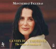 Montserrat Figueras - La Voix de l'Emotion Vol.2, 1 Super Audio CD und 2 DVDs