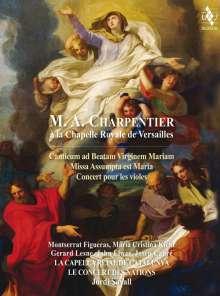 "Marc-Antoine Charpentier (1643-1704): Geistliche Werke ""M.A. Charpentier a la Chapelle Royale de Versailles"", 2 SACDs"