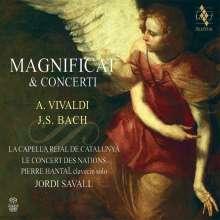 Johann Sebastian Bach (1685-1750): Magnificat D-Dur BWV 243, 2 SACDs