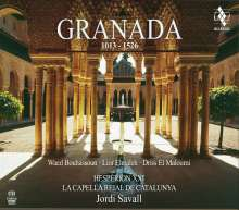 Granada (1013-1526), Super Audio CD