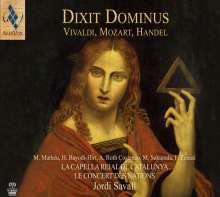 Antonio Vivaldi (1678-1741): Dixit Dominus di Praga RV 595, SACD