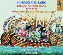 Alfonso el Sabio (1223-1284): Cantigas de Santa Maria, SACD