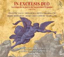 In Excelsis Deo - Au temps de la guerre de Succession d'Espagne, 2 Super Audio CDs