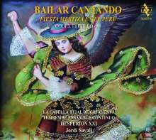Bailar Cantando - Fiesta Mestiza en el Peru 1788, SACD