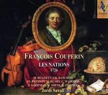 Francois Couperin (1668-1733): Les Nations, 2 Super Audio CDs