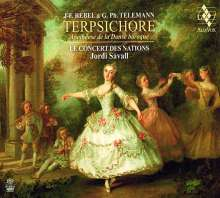 Jean-Fery Rebel (1666-1747): La Terpsichore, Super Audio CD