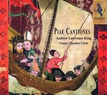 Piae Cantiones (10.-14.Jahrhundert), CD