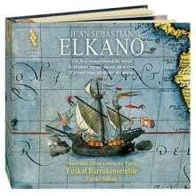 Juan Sebastian Elkano - The first Voyage around the World (1519-1521), 2 CDs