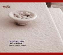 "Bartolome Salaverde (1580-1640): Canzoni,Fantasie et Correnti ""Orfeo Celeste"", CD"