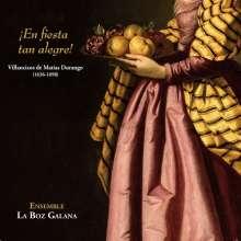 """Geistliche Barockmusik aus Spanien """"En fiesta tan alegre!"""", CD"""