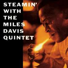 Miles Davis (1926-1991): Steamin' With The Miles Davis Quintet (180g) (Limited-Edition), LP
