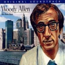 Woody Allen - More Movi, CD