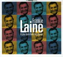 Frankie Laine: Original Studio Radio T, CD