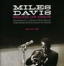 Miles Davis (1926-1991): Birdland Jam Sessions, CD