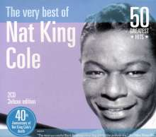 Nat King Cole (1919-1965): The Very Best Of Nat King Cole, 2 CDs