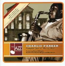 Charlie Parker (1920-1955): Complete Jazz At Massey Hall, CD