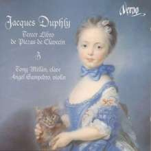 Jacques Duphly (1715-1789): Pieces de Clavecin Livre III, CD