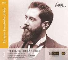 Enrique Fernandez Arbos (1863-1939): El Centro de la Tierra (Zarzuela in 2 Akten), 2 CDs