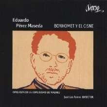 Eduardo Perez Maseda (geb. 1953): Bonhomet Y El Cisne, CD
