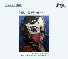 Anton Garcia Abril (geb. 1933): Kammermusik, CD