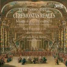 Francisco Corselli (1705-1778): Missa Concertata, CD