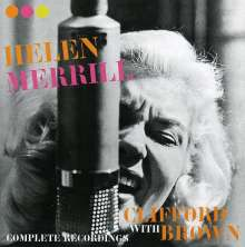 Helen Merrill (geb. 1930): Complete Recordings With Clifford Brown, CD