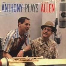 Ray Anthony (geb. 1922): Plays Steve Allen & Like Wild, CD