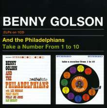 Benny Golson (geb. 1929): And The Philadelphians / Take A Number From 1 To 10, CD
