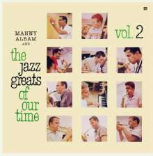 Manny Albam (1922-2001): The Jazz Greats Of Our Time Vol.2 (180g) (Limited Edition), LP